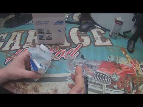 Sofort kühlkompressen Unboxing und Test