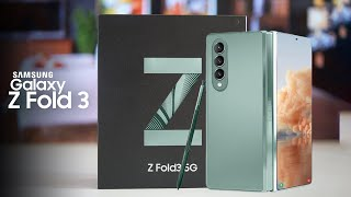 Galaxy Z Fold 3 OFFICIAL Prices - Samsung Losing Its Crown Jewel