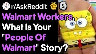 I Can't Believe This Happened At Walmart (Walmart Stories r/AskReddit)