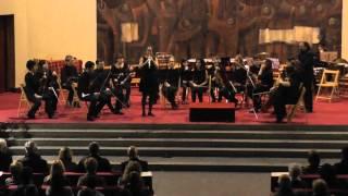 preview picture of video 'concierto para oboe en Rem   A.Vivaldi / Ane Ruiz/ Errenteria musikal  orkestra'