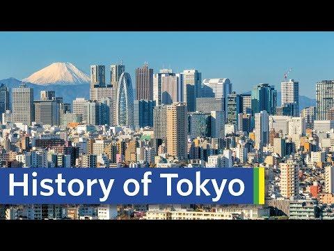 Proč je Tokio největší město na světě?