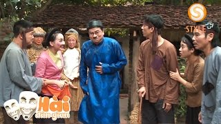 Phim hài tết 2020 Mới Nhất | ĐỐ LÀM ÔNG CƯỜI Tập 4 | Phim Hài Quang Tèo, Quốc Anh, Mai Thỏ