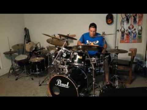 Kryptonite drum cover