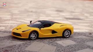Bugatti vs Ferrari   RC ADVENTURE!! UNBOX & TEST   Shamshad MAKER