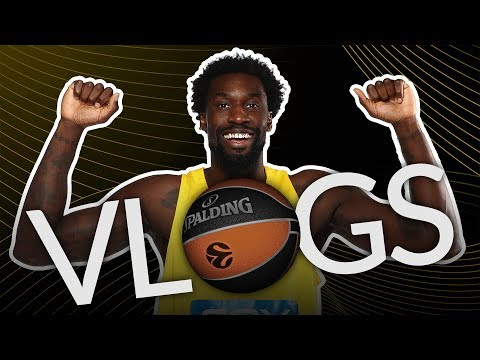 Othello Hunter, Maccabi FOX Tel Aviv - VLOG 1
