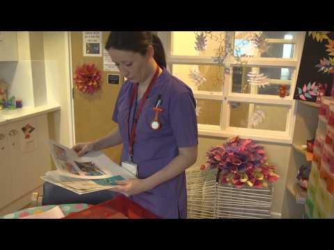 YASA 2015 - Ashbrook Ward, Lynfield Mount Hospital, Patient Experience Award RUNNER UP