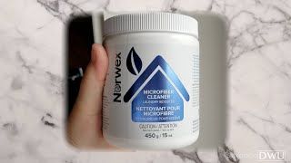 HOW TO USE NORWEX MICROFIBER CLEANER LAUNDRY BOOSTER