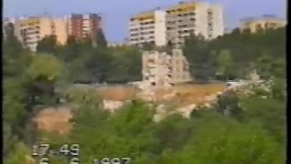 Оползень на Тополе 6.06.1997. (г. Днепропетровск)