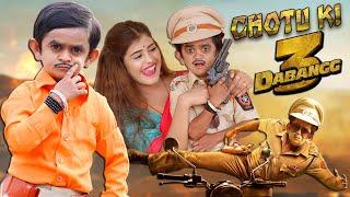 "CHOTU KI DABANGG 3 MOVIE SPOOF ""छोटू दादा की दबंग्ग 3"" Khandesh Hindi Comedy   Chotu Comedy Video"