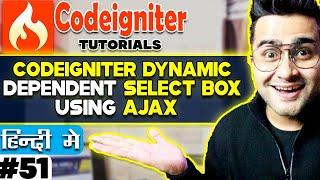 CodeIgniter Mini Project Tutorial in Hindi