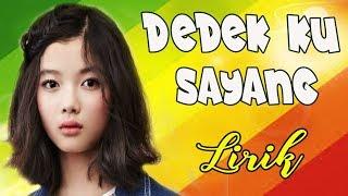 DEDEKU SAYANG (Lirik) | Lion And Friends _ Reggae Indonesia