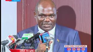 Mbunge wa Funyula Paul Otuoma adai serikali ya Jubilee imezembea kazini: Dira ya Wiki pt 1
