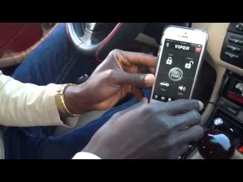 Viper smartstart with Manuel transmission and Bluetooth