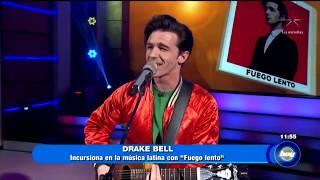 Drake Bell - Fuego Lento (Live Acoustic) - México, Hoy