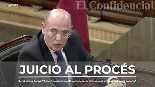El Coronel De Los Cobos Tumba A Trapero: Los Mossos Alentaron El 1-O