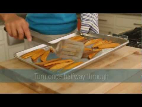 Video Healthy Cooking: How to Cook Sweet Potatoes