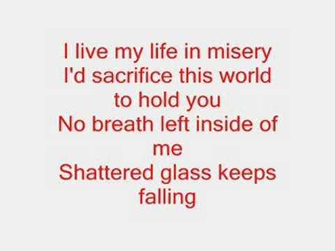 Bullet For My Valentine - Say Goodnight (Acoustic) w/ lyrics