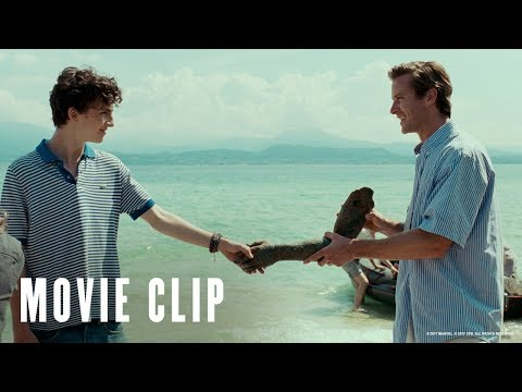 Call Me By Your Name (Clip 'Truce')
