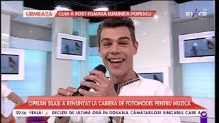 """Ciprian Silași   """"Fă Mă Doamne Să Mă Duc"""", Star Matinal De Weekend, Antena Stars"""