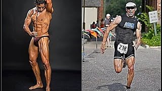 Eat, Sleep, Train Insane - Pro Vegan Bodybuilder/Triathlete Ivan Blazquez