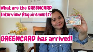 Requirements you need to know | My Green Card Updates 2020 | Permanent Residence