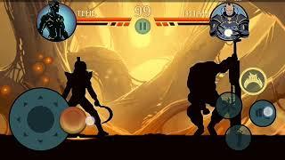 КАК ПОБЕДИТЬ ТИТАНА БЕЗ ЧИТОВ? Я ПОБЕДИЛ ТИТАНА!!! ШООООК!!!! - Shadow fight 2.