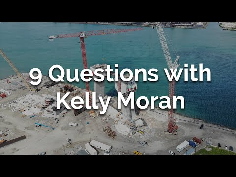 9 Questions with Kelly Moran | Tower Crane Operator