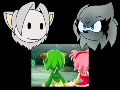 Sonic X Commentary Episode 58 - Tom and Gigi