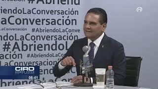 """El """"narcogobierno"""" volverá a Michoacán con Morena: Gobernador Silvano Aureoles"""