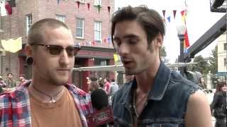 All-American Rejects Beekeeper's Daughter Video Behind-The-Scenes