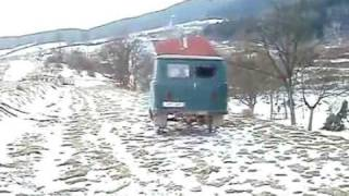 UAZ 452 sanitka/uhorka/