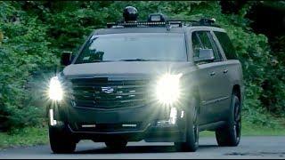 Cadillac Escalade ESV With FLIR And Other Toys -- /INSIDE AI DESIGN
