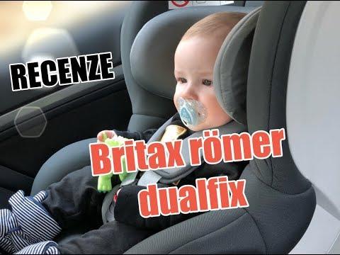 Video v článku Video recenze: autosedačka Britax Römer DUALFIX
