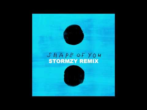 Ed Sheeran - Shape Of You Ft. Stormzy (Sinizter Remix) (Studio)