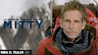 La Increíble Vida de Walter Mitty   Trailer Subtitulado en Español HD