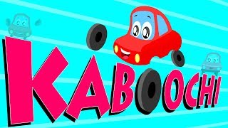 Kaboochi | Little Red Car | Cartoons Dance Song For Children Kids