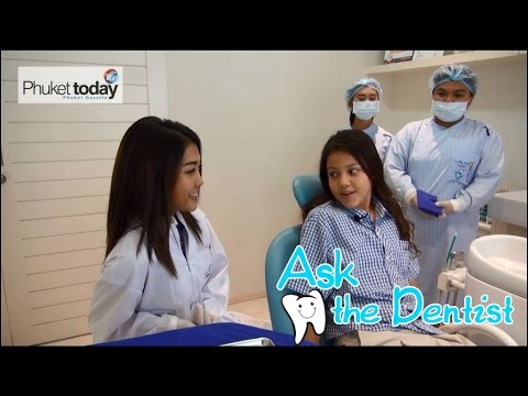 Ask the Dentist - The most important question of all (for kids at least)