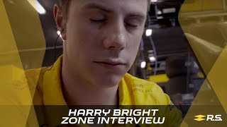 Watch Harry Bright focus on pit-stops #EnterTheZone