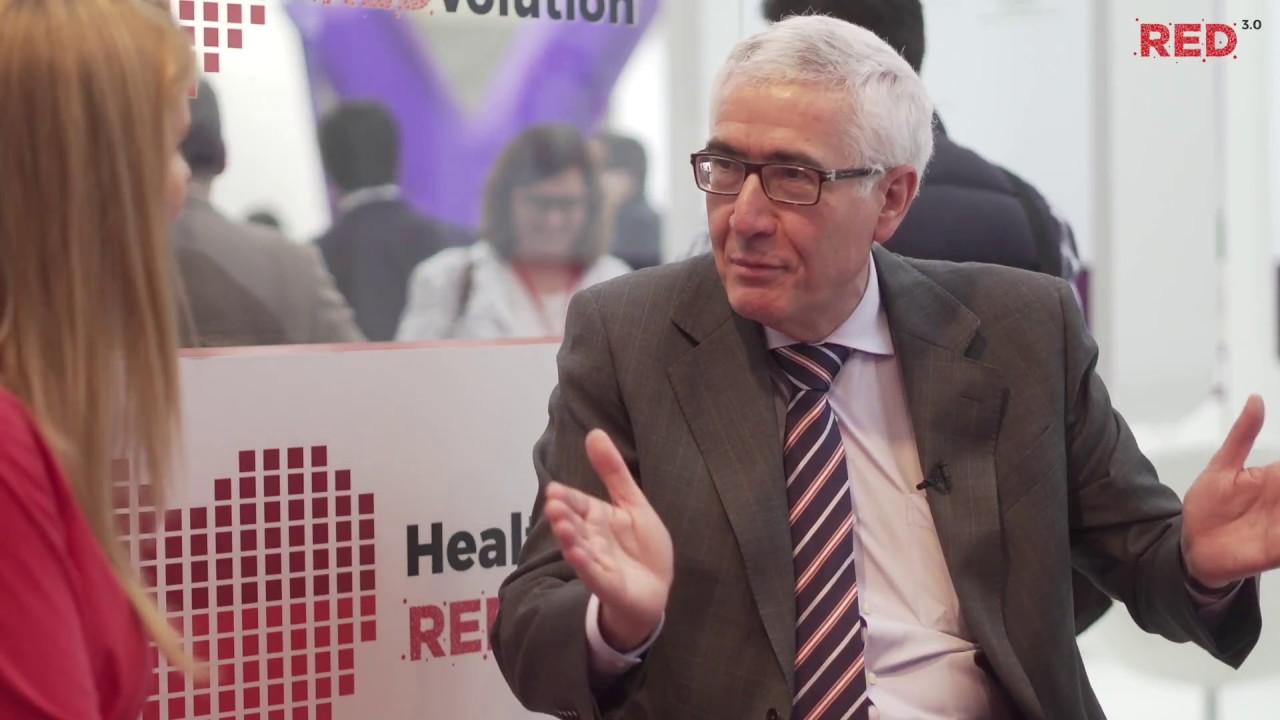 Health REDvolution: Dr. Luís Rodríguez Padial