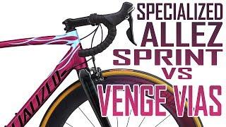 ALUMINIUM ALLEZ VS VENGE - HOW CLOSE ARE THEY?