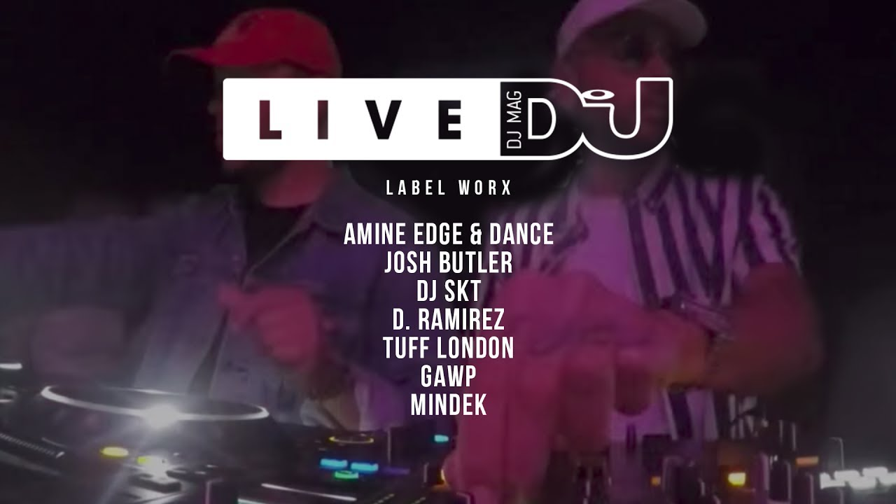 Josh Butler, Amine Edge & DANCE and more - Live @ 10 Years of Label Worx 2017