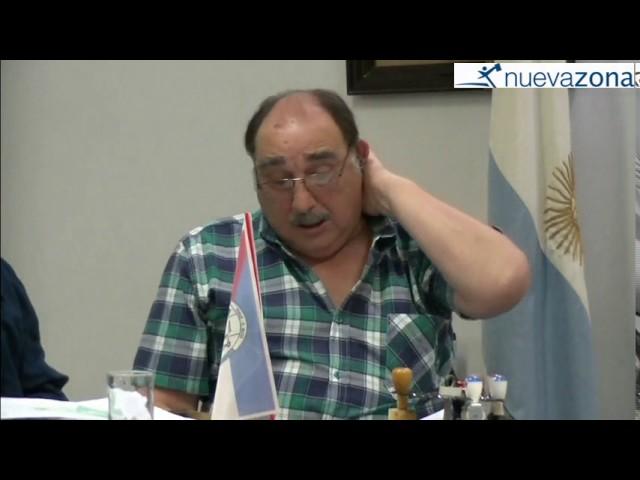 Presupuesto: Las dudas y planteos del concejal Ángel Landra