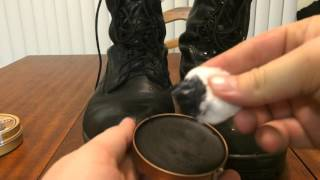 How to shine your boots in under 10 minutes (super easy method)
