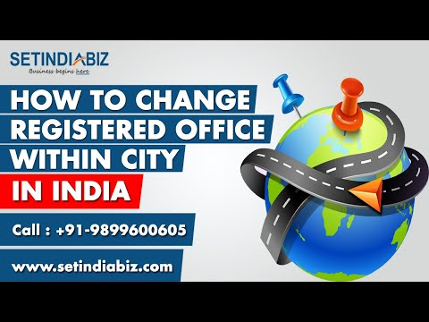 Change of Registered Office