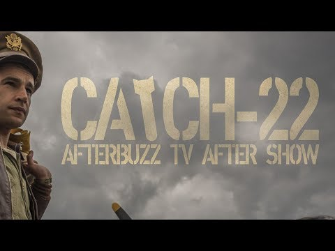 """Episode 6"" Hulu's Catch 22 After Show & Review 