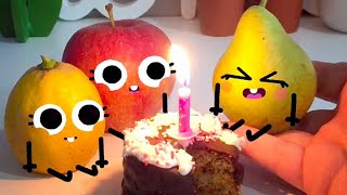 Cute Food Doodles Compilation #04