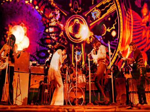 Jefferson Airplane - Have You Seen The Saucers  (1970 Studio Version) - Early Flight