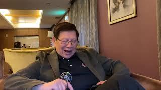 從駱惠寧最新講話 分析北京柔性統戰香港各界 林鄭食人血饅頭愚不可及〈蕭若元:理論蕭析〉2020-02-22