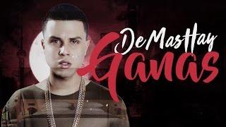 De Mas Hay Ganas - Darkiel (Video)