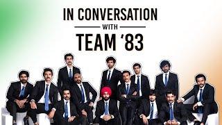 83 | Ranveer Singh and Team's FIRST EXCLUSIVE interview | Kapil Dev Biopic